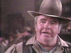 Hoyt Axton as Sheriff Ben Tree in Desperado, Avalanche at Devil's Ridge (1988)