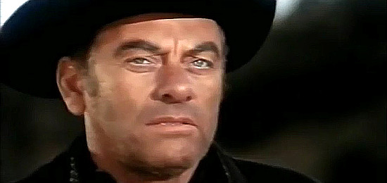 John Ireland as The Owl in All Out (1968)