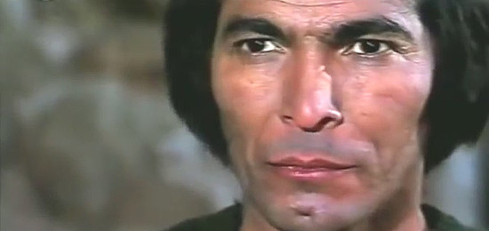 Jose Torres as Copper Face in All Out (1968)