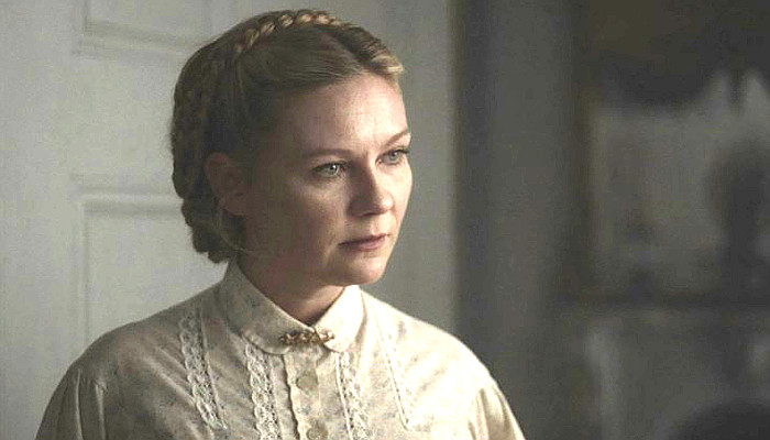 Kirsten Dunst as Edwina in The Beguiled (2017)