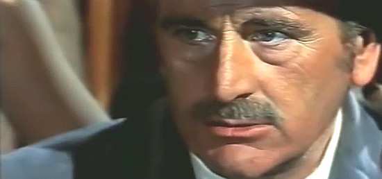 Luis Induni as Morton in All Out (1968)
