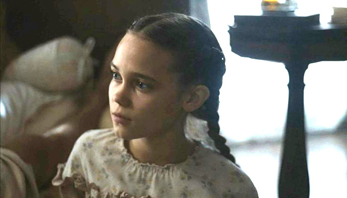 Oona Laurence as Amy in The Beguiled (2017)