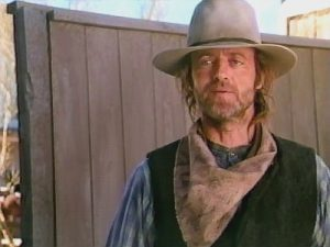 Robert O'Reilly as Pike in Desperado, Badlands Justice (1989)