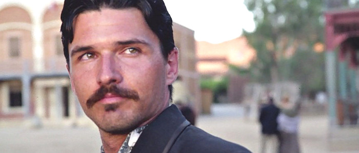 Russell Quinn Cummngs as Sheriff Morris in 6 Bullets to Hell (2016)