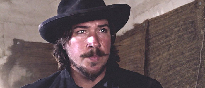 Tanner Beard as Bobby Durango in 6 Bullets to Hell (2016)