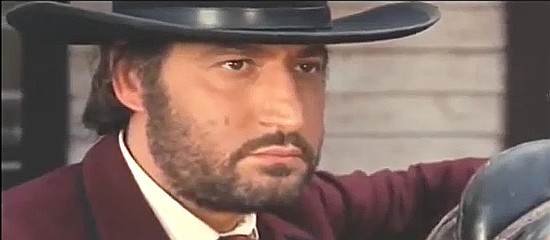 Teodoro Corra as Bart Ambler in Mallory Must Not Die (1971)