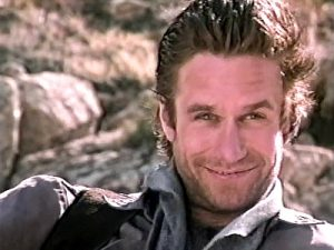 Whip Hudley as Charlie Cates in Desperado -- The Outlaw Wars (1989)