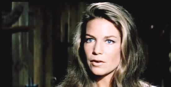 Alexandra Stewart as Lucy Walton in Man Called Gringo (1965)