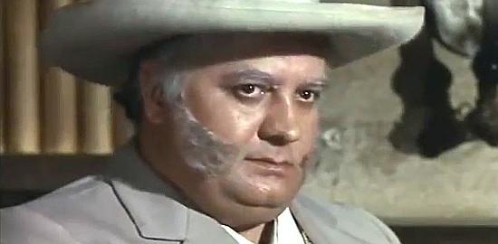 Amedeo Timpano as Mayor Mulligan in Three Crosses Not to Die (1968)