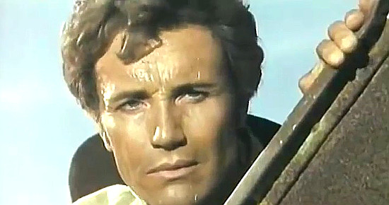 Anthony Steffan as Gary McGuire in Gunman Sent by God (1969)