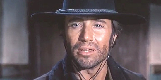 Anthony Steffen as Davy Flanagan in The Man Who Cried for Revenge (1969)