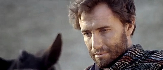Anthony Steffen as Steven McDougall in Why Go on Killing (1965)
