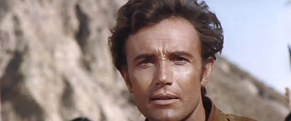 Anthony Steffen as Strongheart in The Last Tomahawk (1965)