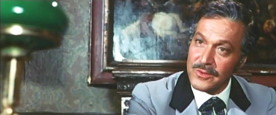 Antonio Vilar as Ronald Hoffman in Have a Good Funeral, My Friend ... Sartana Will Pay (1970)