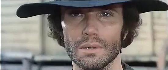 Antonio de Teffe (Anthony Steffen) as Django in Django, the Bastard (1969)
