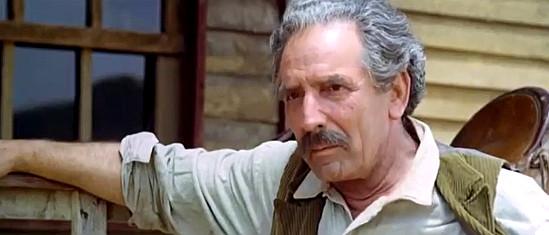 Armando Guarnieri as Andy McDougall in Why Go on Killing (1965)
