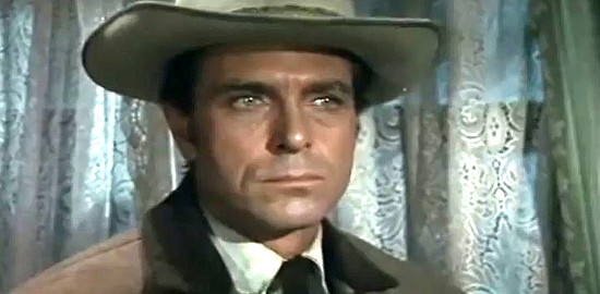 Craig Hill as Jerry in Three Crosses Not to Die (1968)