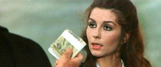 Daniela Giordano as Abigail Benson in Have a Good Funeral, My Friend ... Sartana Will Pay (1970)