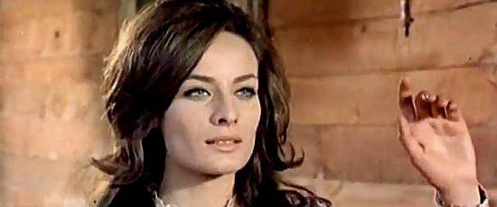 Diana Martin as Molly Kennebeck, John's daughter, in For the Taste of Killing (1966)