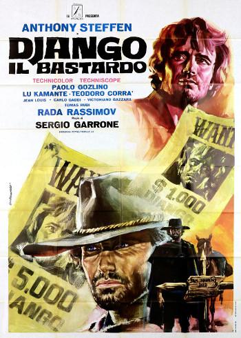 Django, the Bastard (1969) poster