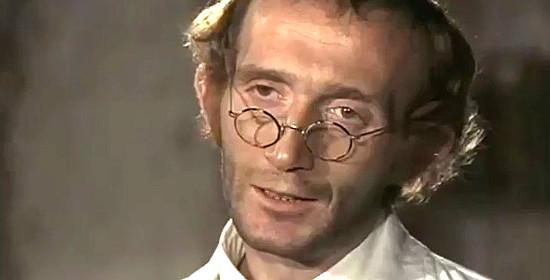 Ernesto Colli as Norton in Kill the Poker Player (1972)