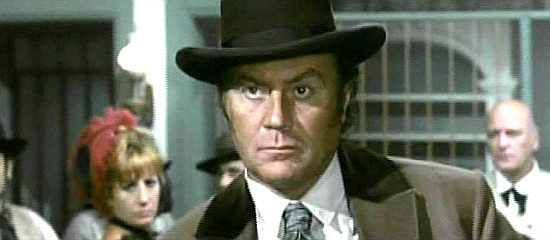 Ettore Mannie as Baxter Red in I am Sartana ... Your Angel of Death (1969)