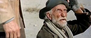 Eugenio Galadini (Graham Sooty) as Jefferson, the old prospector, in For the Taste of Killing (1966)