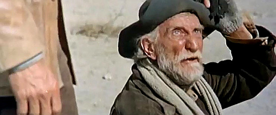 Eugenio Galadini Graham Sooty As Jefferson The Old Prospector In