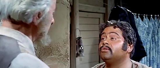 Franco Latini as Jose in Why Go on Killing (1965)