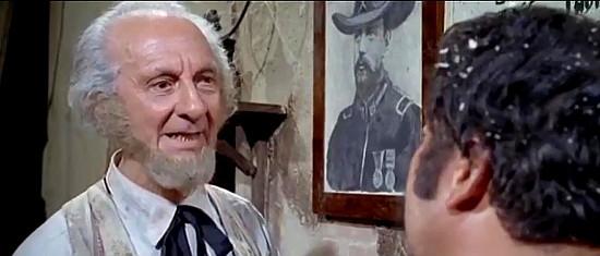 Franco Pesce as Sam in Why Go on Killing (1965)