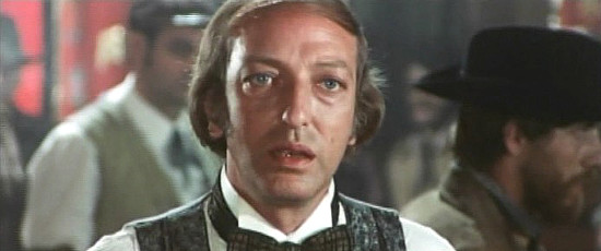 Franco Ressel as Samuel Piggot in Have a Good Funeral, My Friend ... Sartana Will Pay (1970)