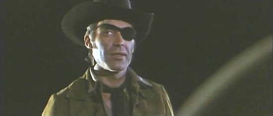 Frank Brana as One-Eye in Light the Fuse ... Sartana is Coming (1971)