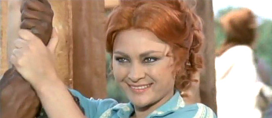 Gabriella Giorgelli as The Sister in Life is Tough, Eh Providence (1972)