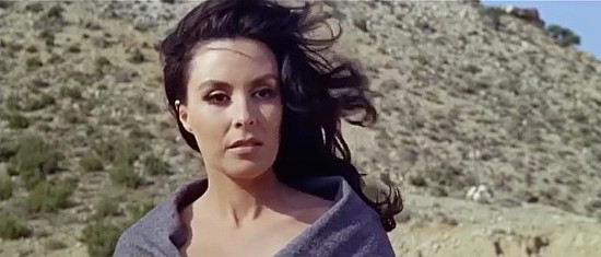 Gemma Cuervo (Jennifer Crowe) as Pilar Lopez in Why Go on Killing (1965)