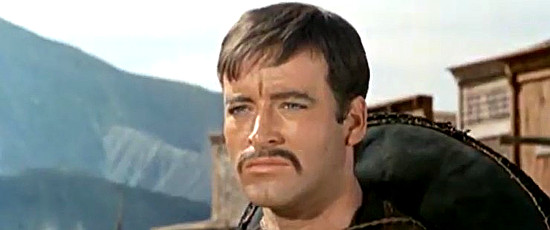 George Martin as outlaw Gus Kennebeck in For the Taste of Killing (1966)