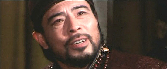 George Wang as Lee Tse Tung in Have a Good Funeral, My Friend ... Sartana Will Pay (1970)