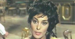 Gia Sandri as Dora in Gunman Sent by God (1968)
