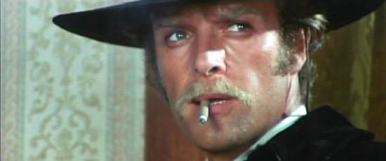 Gianni Garko as Sartana in Have a Good Funeral, My Friend ... Sartana Will Pay (1970)