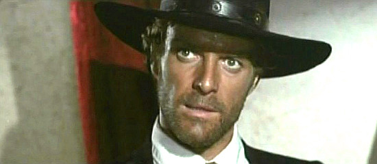 Gianni Garko as Sartana in I am Sartana ... Your Angel of Death (1969)