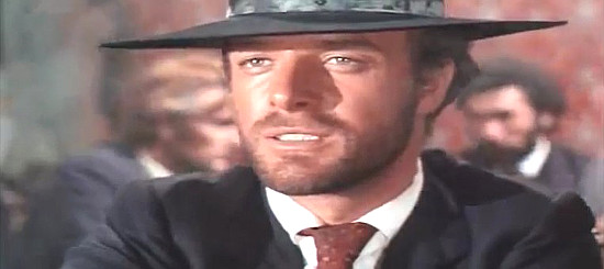 Gianni Garko as Sartana in If You Meet Sartana Pray for Your Death (1969)