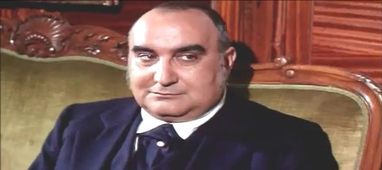 Gianni Rizzo as Al Hollman in If You Meet Sartana Pray for Your Death (1969)