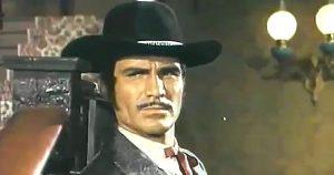 Giovanni Cianfriglia (Ken Wood) as Roy Elroy in Gunman Sent by God (1968)