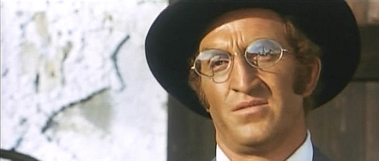 Giuseppe Castellano as Warden Hanson in Light the Fuse ... Sartana is Coming (1971)