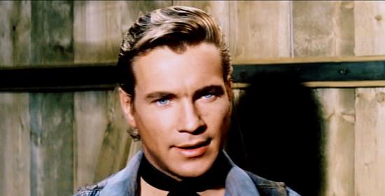 Gotz George as Mace Carson in Man Called Gringo (1965)