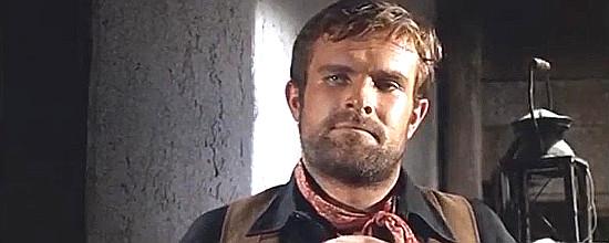 Hardy Reichelt as Owell Rocks sheriff in Death at Owell Rocks (1967)