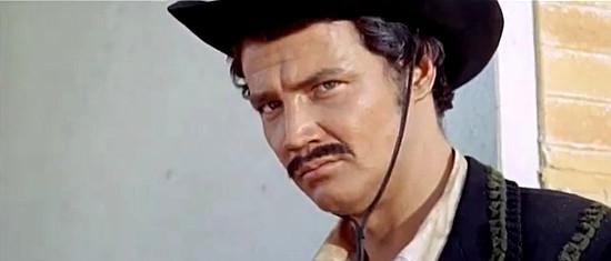 Hugo Blanco as Manuel Lopez in Why Go on Killing (1965)