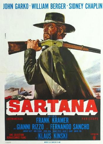 If You Meet Sartana, Pray for Your Death (1969) poster