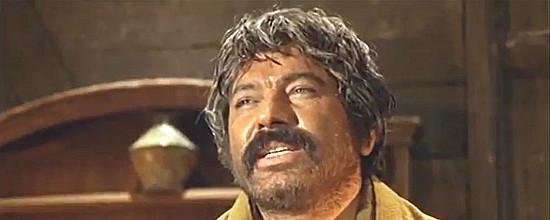 Ignazio Spalla as Pablo Rodriguez in Death at Orwell Rock