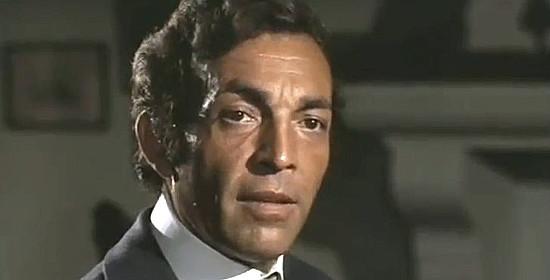 Ivano Staccioli as Clinton in Kill the Poker Player (1972)