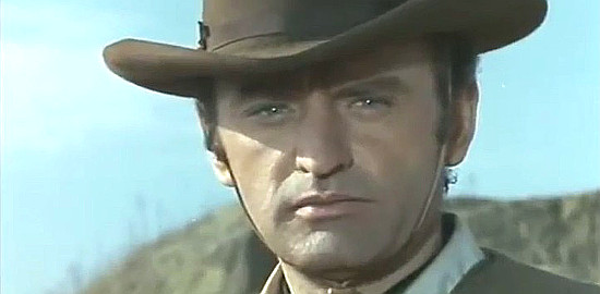 Jean Louis as Rod in Three Crosses Not to Die (1968)